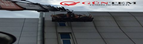 Dış Cephe Cam Temizlik Şirketi İstanbul