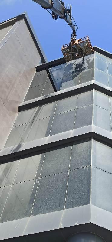 bina dis cephe temizlik - Bina Dış Cephe Cam Temizliği Ne Kadar Zaman Alır?