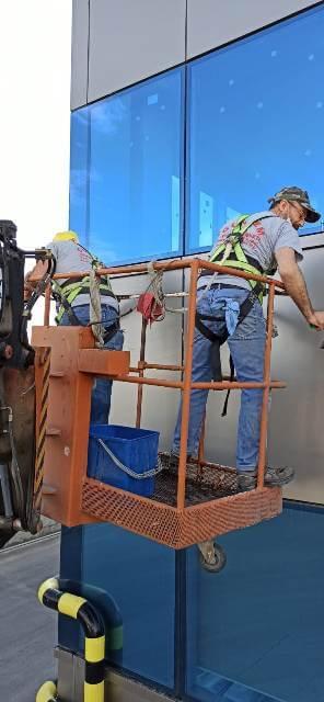 dis cephe cam temizligi - Dış Cephe Cam Temizliğinde Firma Seçimi