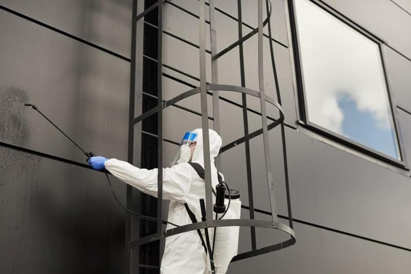 profesyonel dis cephe temizliği - Kurumsal Dış Cephe Temizliği