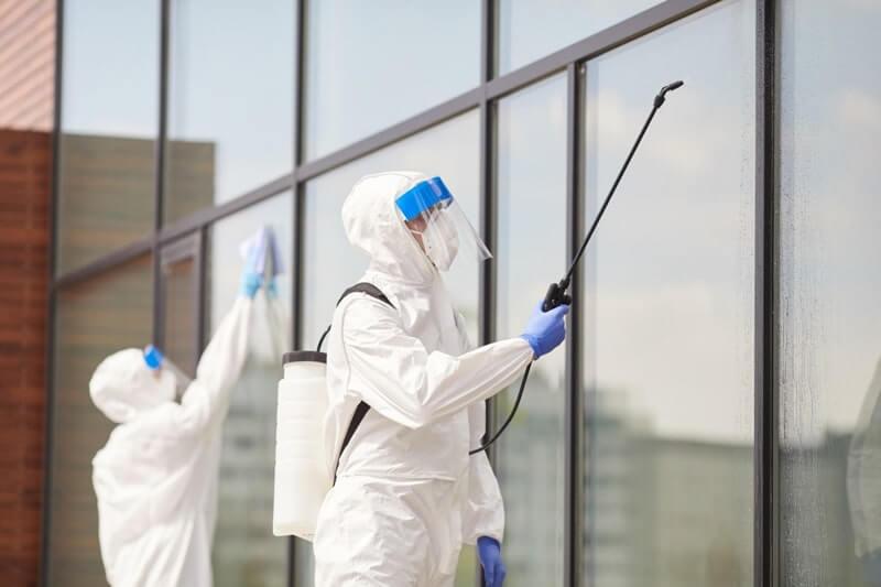 profesyonel temizlik - Kurumsal Dış Cephe Temizliği