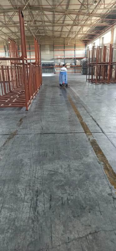 zemin temizleme makinesi - Zemin Temizliği
